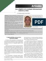 El Libro Electrónico y Digital en la Ecología Informacional1