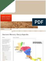 Ancient History Encyclopedia
