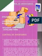 Control de Inventario 2