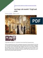 A Christian Marriage Role Model - Virgil and Petruta Maxim