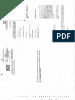 Reglamento de Certificacion Del Personal Docente