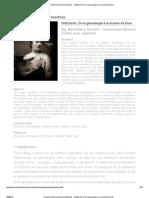 Revista Observaciones Filosóficas - Nietzsche_ De la genealogía a la muerte de Dios
