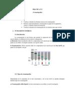 Cromatografia laboratorio 3