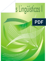 Teorias Linguísticas - Apostila