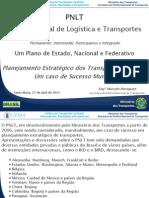 Plano Nacional de Logistica e Transportes
