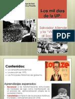 Salvador Allende y La UP