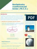 Sem1 - Movimiento Circunferencial Uniforme