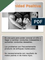 6. Paternidad Positiva