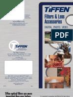 Tiffen Filters brochure