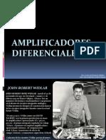 Amplificadores diferenciales