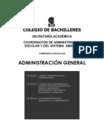 Administración Gral. Completo