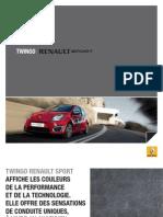 Twingo Sport Katalog2012 Rs