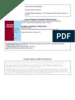 Bennett%2C+R.+E.+ 2011 +Formative+Assessment