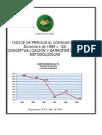 Calculo Del Ipc de Honduras