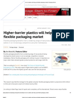Higher-Barrier Plastics Will Help Grow Flexible Packaging Market _ Packaging World