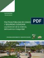 PONAL_POLÍTICAS_PÚBLICAS_CONVIVENCIA_SEGURIDAD_ CIUDADANA