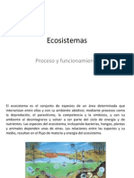2.- Ecosistemas procesos