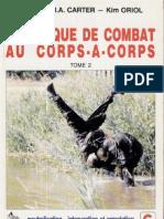 Technique de Combat Au Corps a Corps, Tome 2 - GIGN 1993
