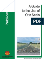 A Guide to the Use of Otta Seals