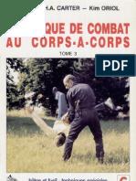 Technique de Combat Au Corps a Corps, Tome 3 - GIGN 1993