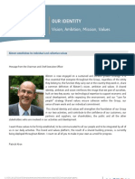 Alstom Values