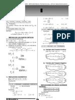TEMA 5 DESIGUALDADES-INECUACIONES 3º- CEPS 2011
