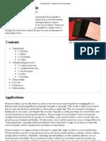 Nonwoven Fabric - Wikipedia, The Free Encyclopedia