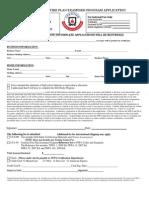 Cf Pe Application