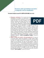 Consejos de Alberto Salcedo Ramos