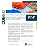 A Framework for PCI DSS 2.0 Compliance Assessment and Remediation