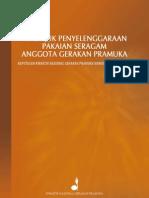 SK Kwarnas Nomor 174 Tahun 2012 Tentang Seragam Pramuka