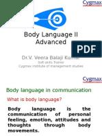 body language ii