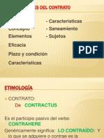 Generalidades Del Contrato