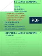 Chap02b Adult Learning
