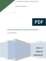 Proiect Mcs 4