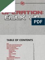 Operation Bulk Up