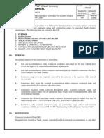 G.I. 298.010 Contractor Camps Procedures