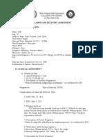 Case Presentation - KJC