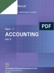 Accounting Vol. II