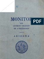 29302234 Monitor and Antient Charges of a Freemason