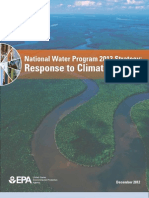 Epa 2012 Climate Water Strategy Full Report Final