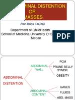 GIS 2-K1 Abdominal Distention
