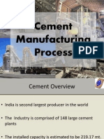 Cement Process