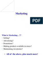 Unit II Marketing