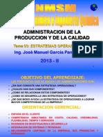 2013 II-Administracion de La Produccion y Calidad - Clase 03