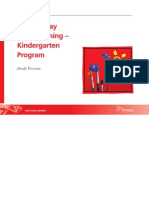 Kindergarten English June3