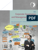 Folder MBA Corporate Governance Und Management Upgrade