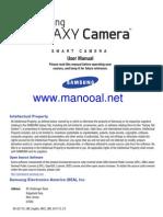 Samsung Galaxy Camera Wifi User Manual English