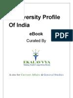 Biodiversity Profile of India.free eBook