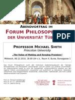 Forum Philosophicum Smith